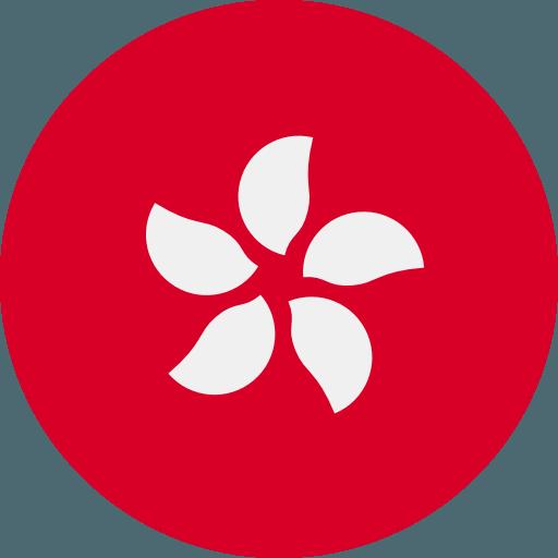 Valutakurs for HKD