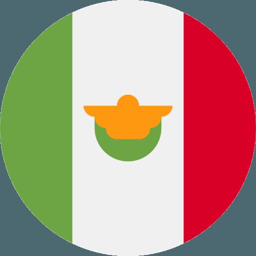 Valutakurs for MXN